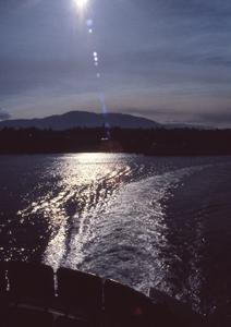 2. Early Tsawassen Ferry