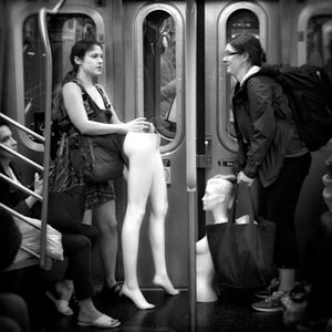 Escapades Out on the Q Train 5