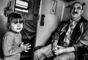 Train to Donetsk