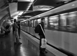 Paris Metro, France