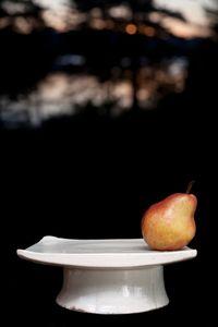 Night Pear © Olivia Parker, 2010