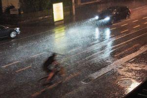 Through the Rainstorm