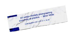Minor White, Foto Fortune. © Jason Landry