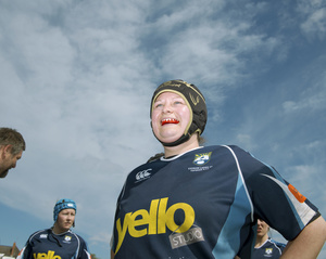 Sophie Jones, Topsham Ladies Rugby team