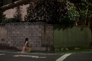 wonderwall - gray zone© Kazha Imura