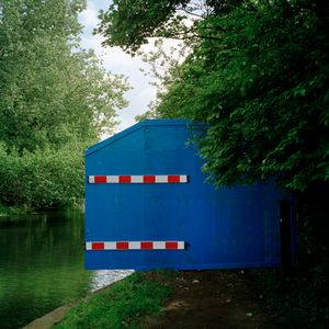 """© Gesche Würfel """"Towpath 1"""" (2007)"""