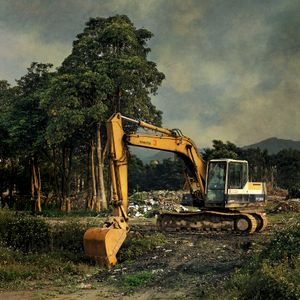 Transient Landscape # 35