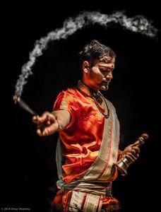Ceremonial Aarti