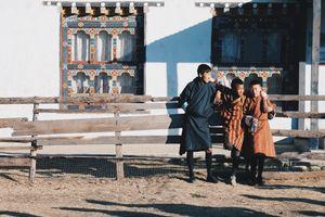 Kinley, Sonam & Wangchu