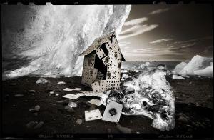 The House of Cards   © Seán Duggan