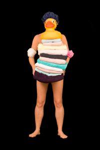 The Bathtime mum