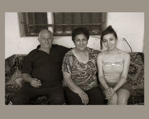 Familie, Armenien