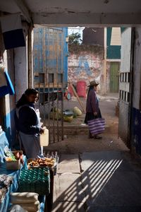 Mercado de Calca, Calca, Peru