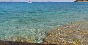 Corsica by sea