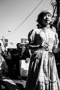 The Sunday girl at Harajuku - Tokyo, 2016