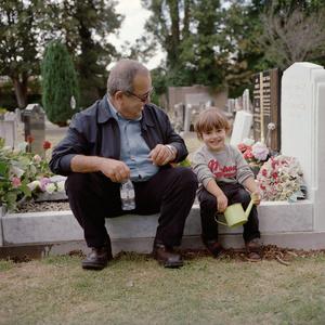 Roehampton Vale Cemetery, London, England