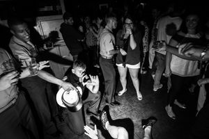 On the Floor, New York NY, May 2015