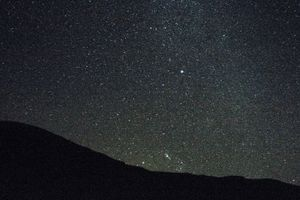 Stars in the patagonian sky.
