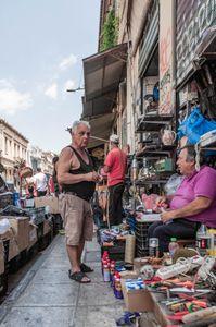 local flee market