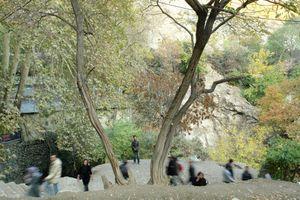William –the getaway the Alborz Mountains, Tehran/Iran
