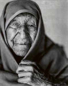 Doroteo at 100 Years Old, Taos, New Mexico