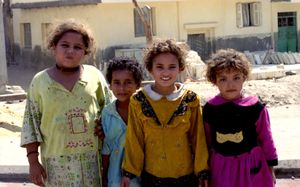 Children of Cairo, Egypt
