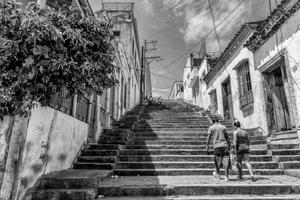 Escalinata de Padre Pico, 2011