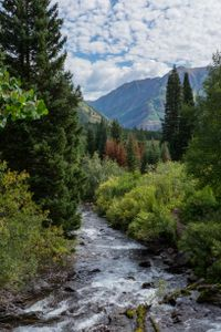 Maroon Bells River