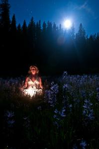 Moon Meditations
