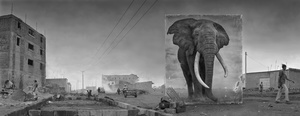 ROAD WITH ELEPHANT, 2015