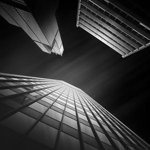 Glass Ladies II - Vertical Tension - Willis Tower