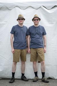 Twins Days 2015. Gregg and Craigg Stuart (30)