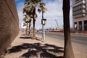 Traffic camera, Casablanca