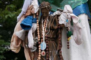 Rag Offerings - Ogulla Shrine, Co Roscommon