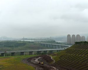 Infrastructure & landscaping, Chongqing