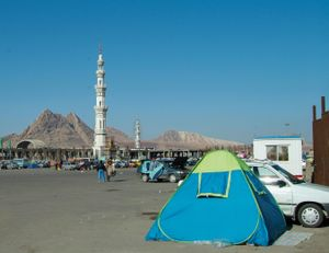 Iranians in religious trip