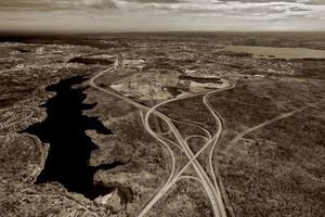 Lake Charles and Route 118 to Halifax, Nova Scotia
