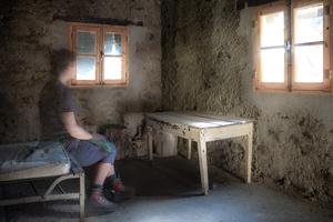 pastoral house, still in good shape, still open