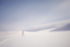 neverending untoutch snow, days away from the civilisation