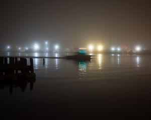 Fisherman's Arrival