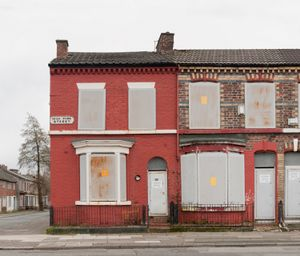Boarded - up Houses - Liverpool