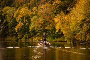 Autumn, Nehalem River