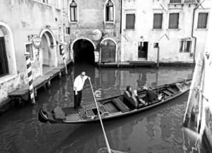 One Day in Venice: Gondoliere