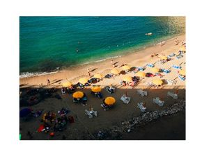 Lido. Castellammare del Golfo, Sicily.