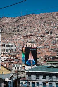 La Paz, Bolívia © Rafael Dabul
