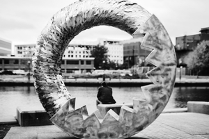 Thinking in a Giant Metal Donut