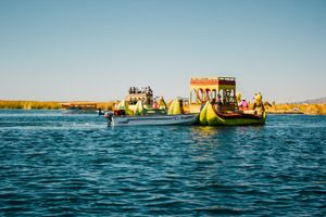Navigational Routines on Lake Titicaca
