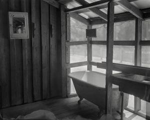 Wash Room © Allison Barnes