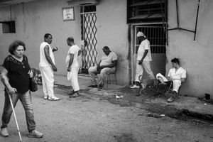 Street Scene, Havana, Cuba, 2019