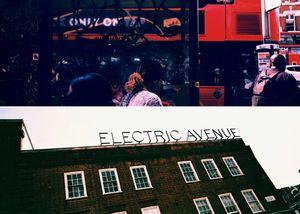 LODON WALKABOUT- Electric Avenue